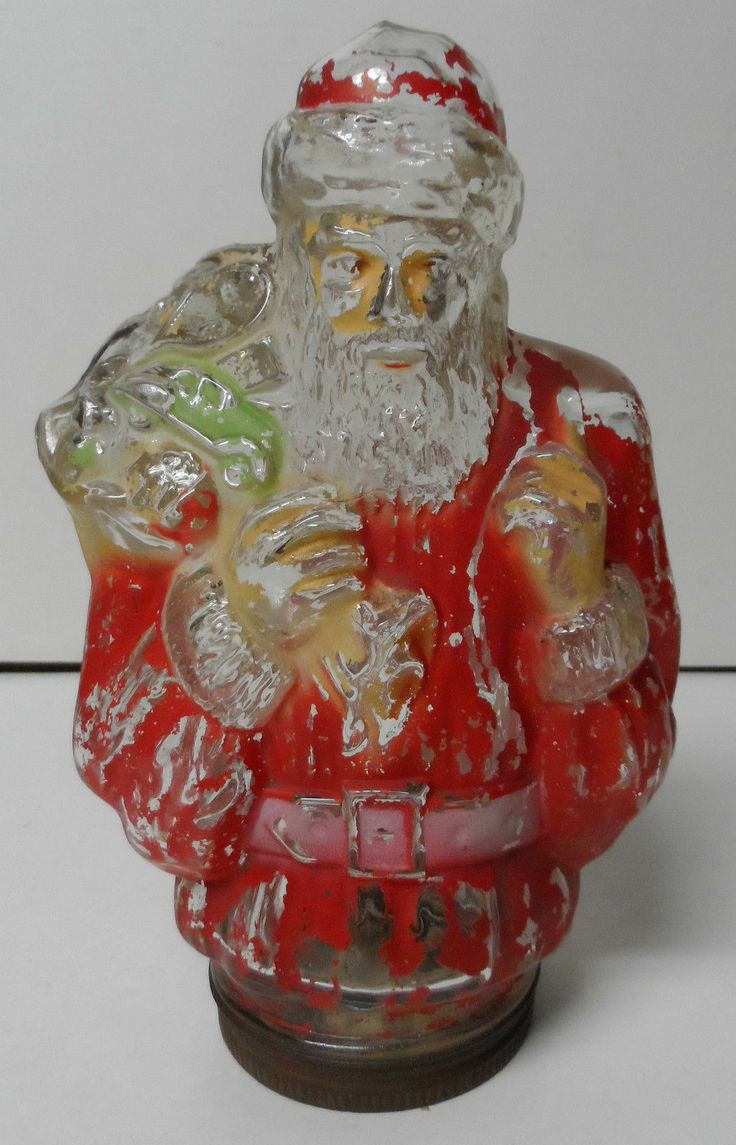 Christmas Candy Containers  17 Best images about Antique Candy Containers on Pinterest