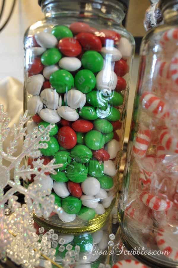 Christmas Candy Containers  Hometalk