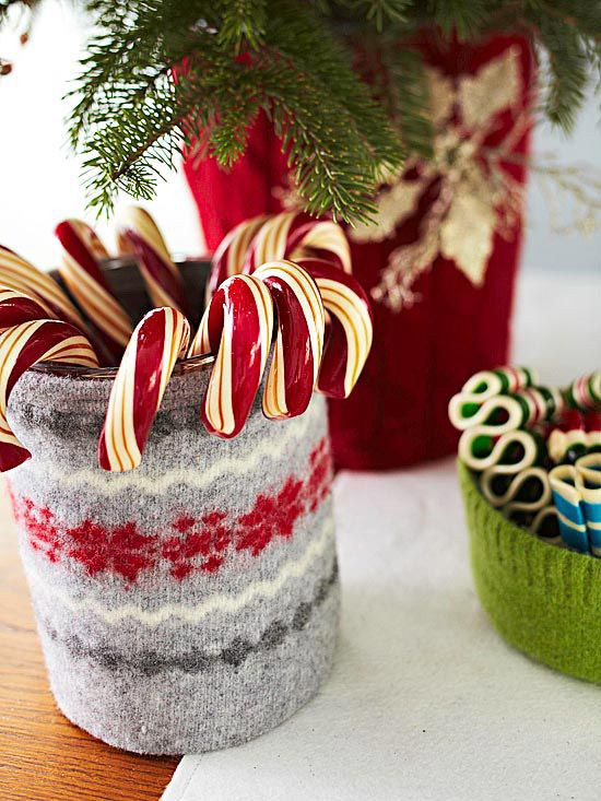 Christmas Candy Craft Ideas  20 easy and creative christmas crafts ideas for adults and