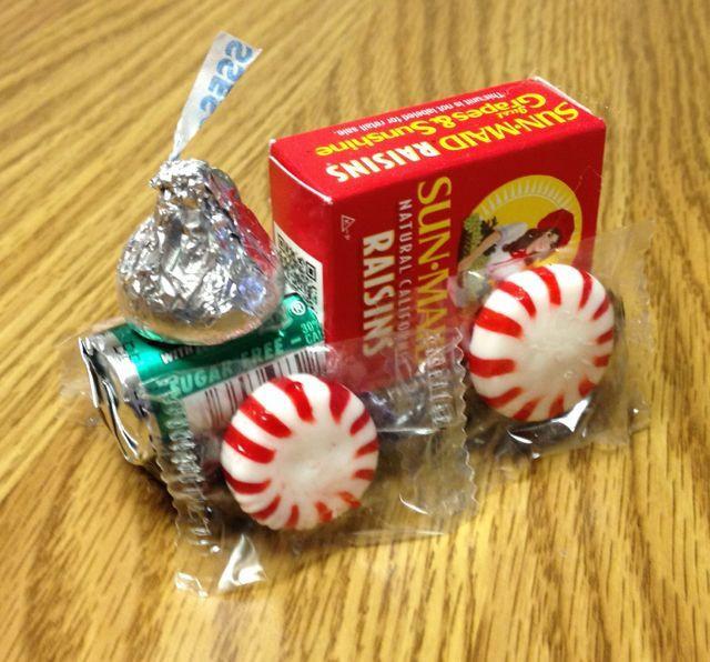 Christmas Candy Craft Ideas  Best 25 Candy train ideas on Pinterest