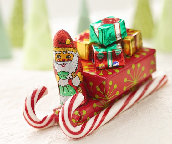 Christmas Candy Craft Ideas  Christmas Candy Cane Ideas Kids Kubby