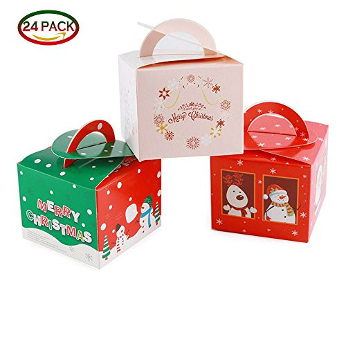 Christmas Candy Gift Box  Candy Gift Boxes for Christmas Amazon