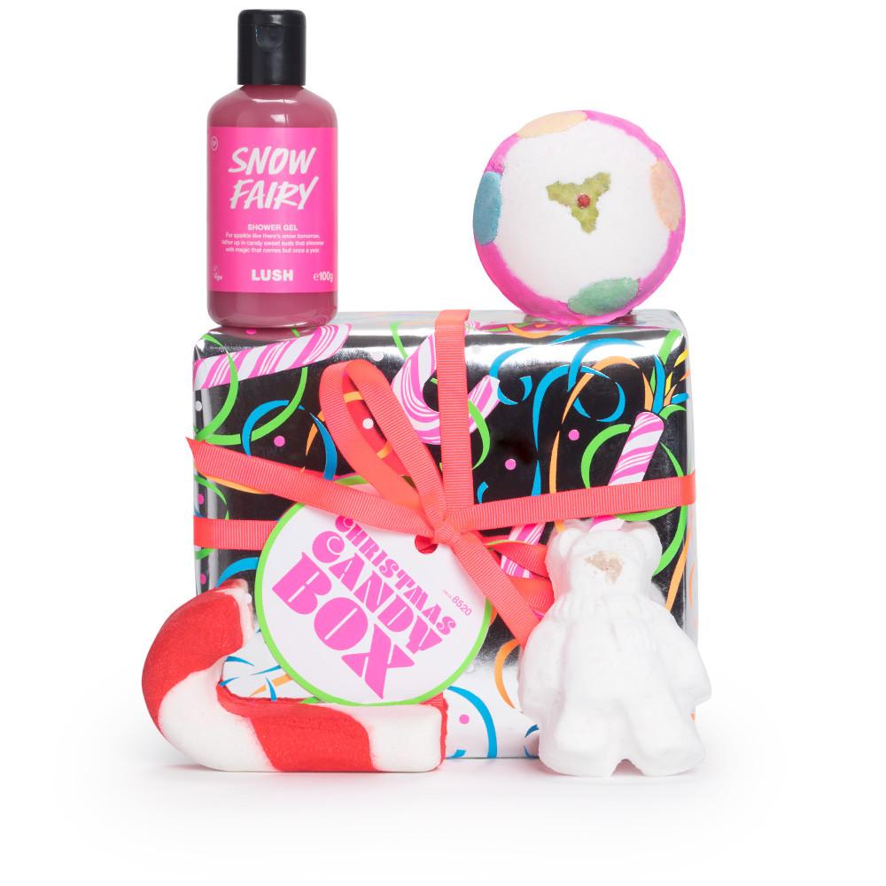 Christmas Candy Gift Box  Christmas Candy Box