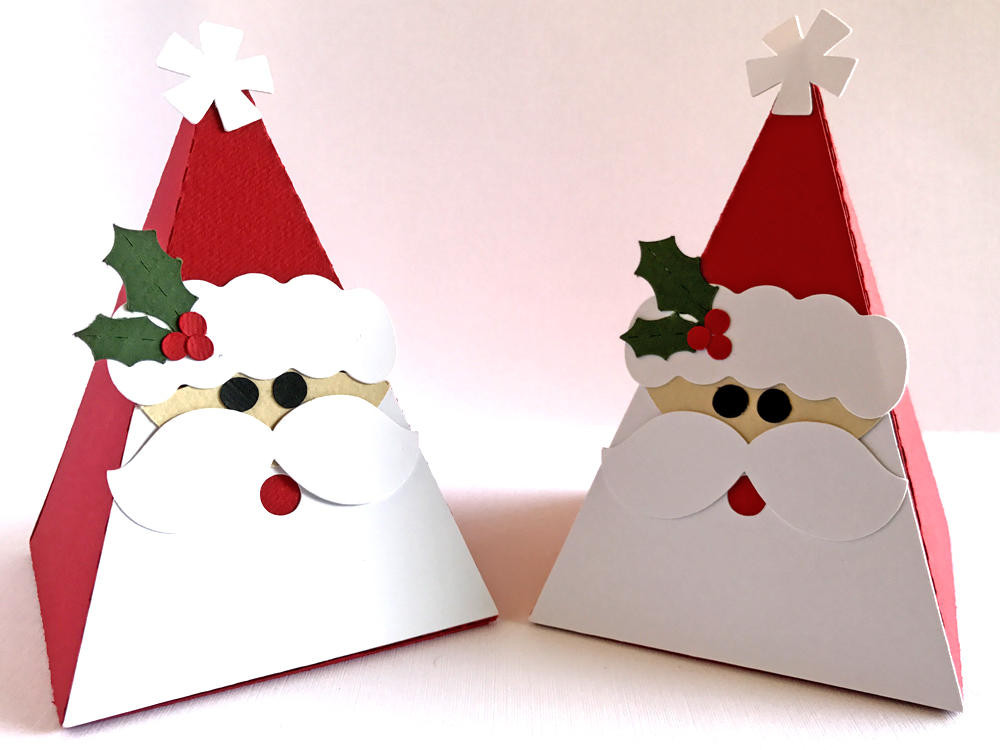Christmas Candy Gift Boxes  10 Christmas candy boxes Christmas Gift Boxes Christmas