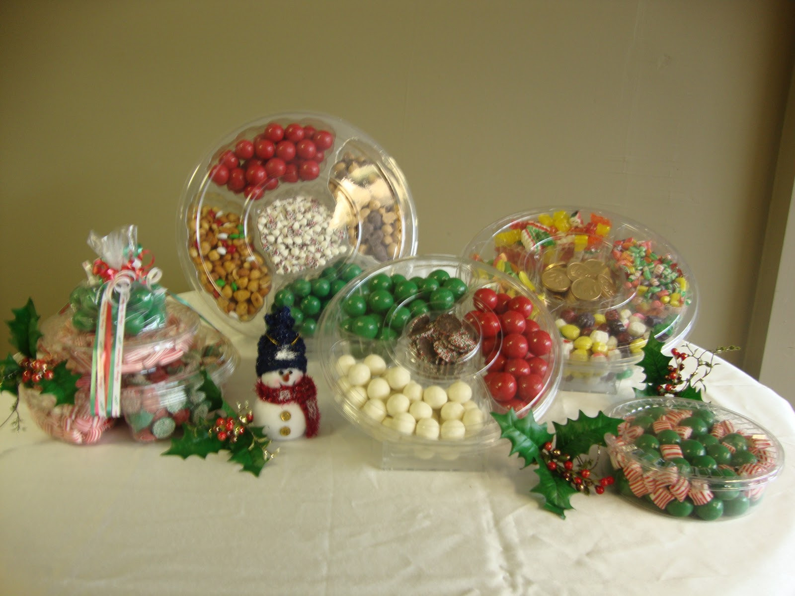 Christmas Candy Gift Ideas  Candy Buffets by the Wakarusa Dime Store Christmas Gift Ideas