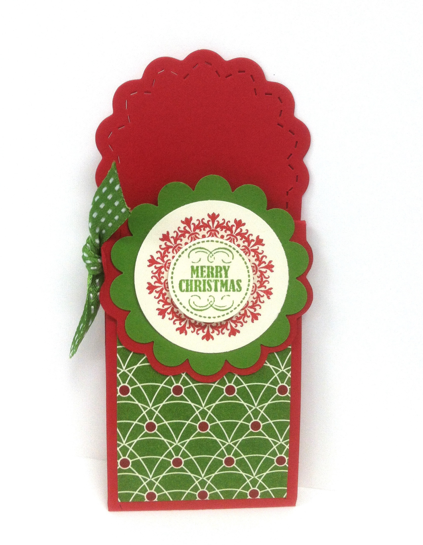 Christmas Candy Holders  12 days of christmas candy holder