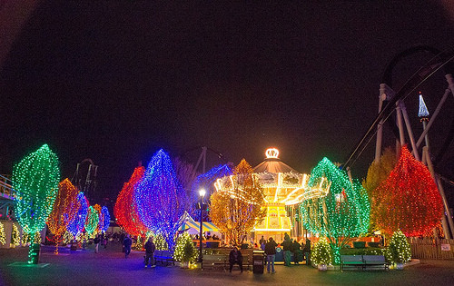 Christmas Candy Lane  Hersheypark