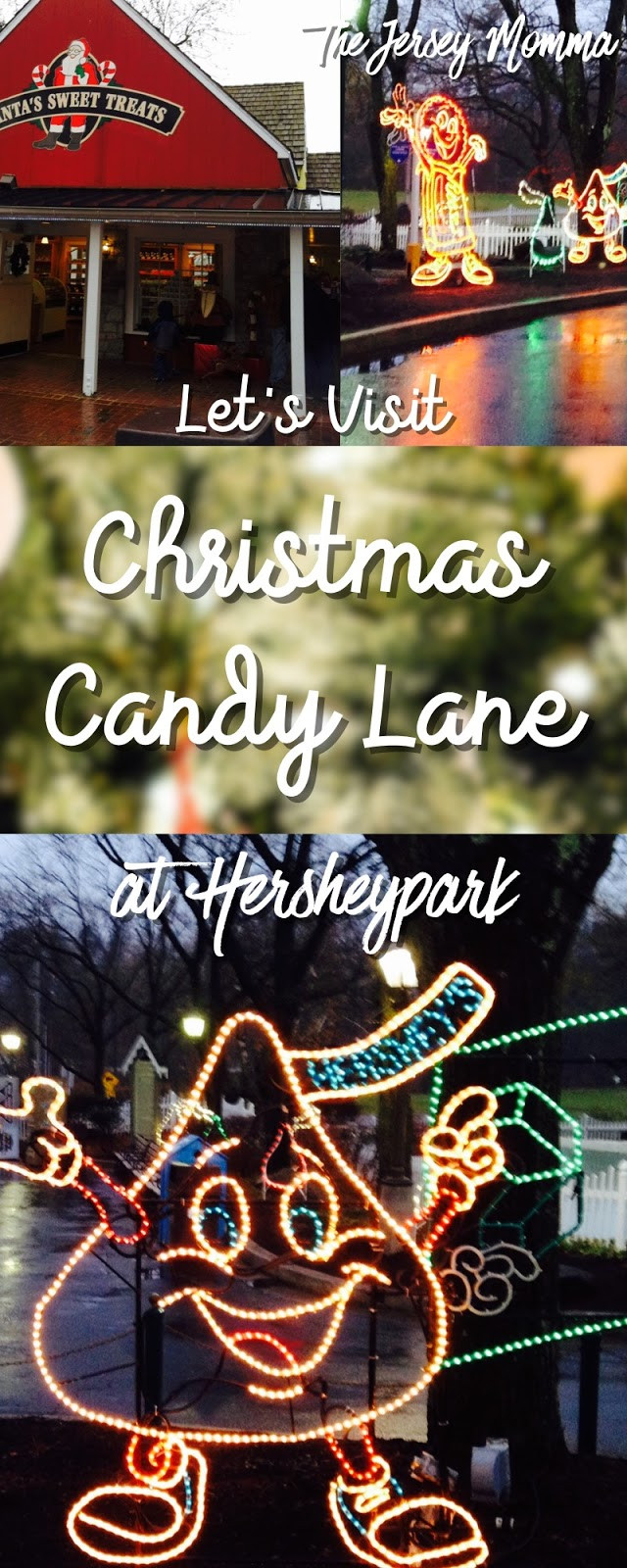 Christmas Candy Lane  The Jersey Momma A Review of Christmas in Hershey