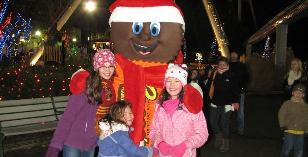 Christmas Candy Lane Hershey Pa  Out of the Loop Christmastime in Hershey PA Attractions