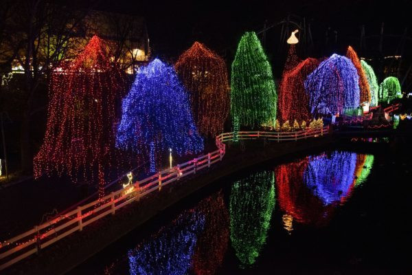 Christmas Candy Lane Hershey Park  12 Things to See at Hersheypark Christmas Candyland