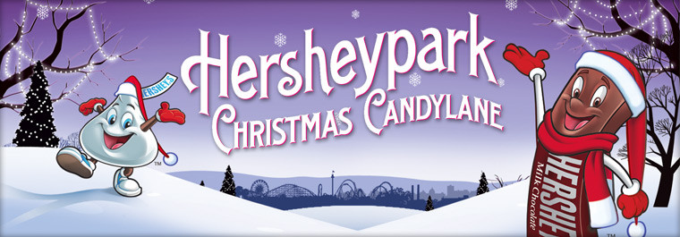 Christmas Candy Lane Hershey Park  2013 Hershey Park Discount bo Tickets InACents