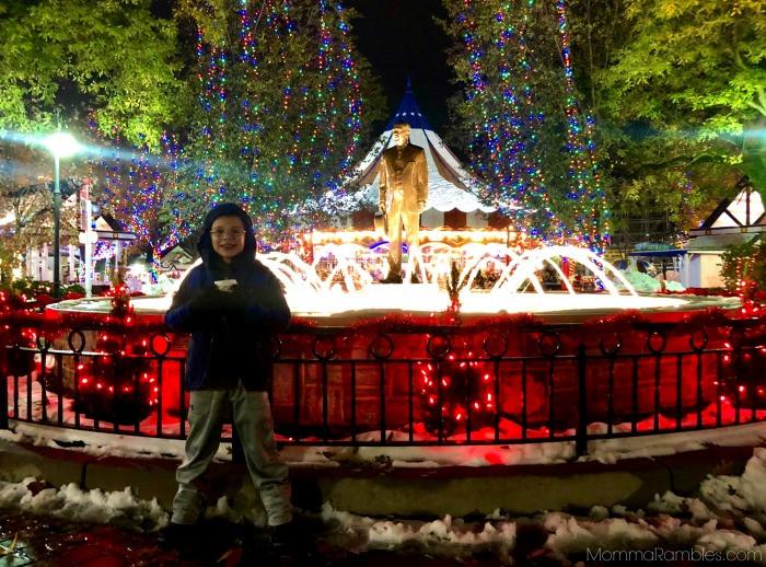 Christmas Candy Lane Hershey Park  Enjoy Holiday Cheer at Hersheypark Christmas Candylane