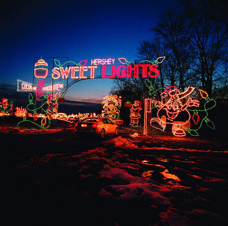 Christmas Candy Lane Hours  Visiting Hersheypark Christmas Candylane with Live