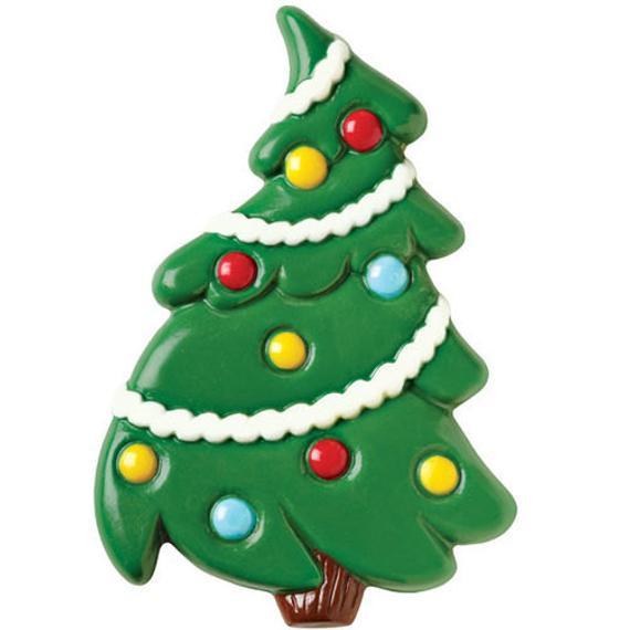 Christmas Candy Molds  Wilton Christmas Tree Bark Mold Candy Molds Chocolate Candy