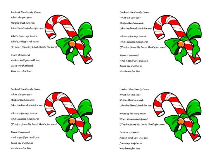 Christmas Candy Poems  17 Best ideas about Poems About Children on Pinterest