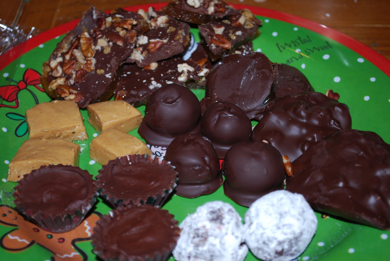 Christmas Candy Recipe  The Peaceful Kitchen Delicious Vegan Christmas Candy Recipes