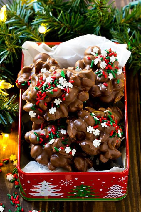 Christmas Candy Recipes With Pictures  64 Easy Christmas Candy Recipes Ideas for Homemade