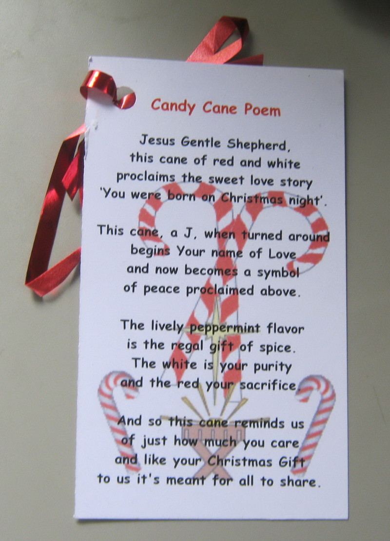 Christmas Candy Sayings  Candy Cane Sayings Quotes QuotesGram