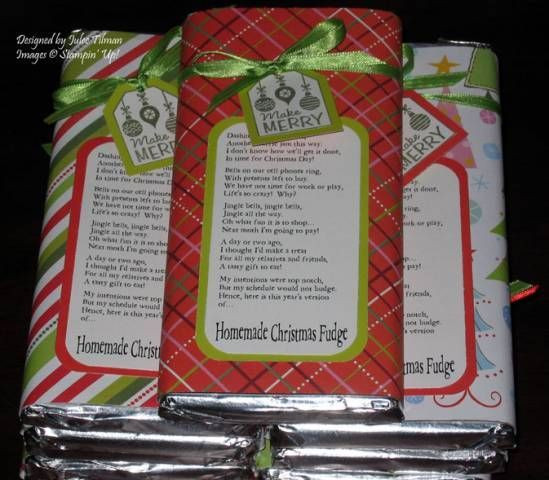 Christmas Candy Sayings  601 best Candy bar Sayings Wrappers images on Pinterest