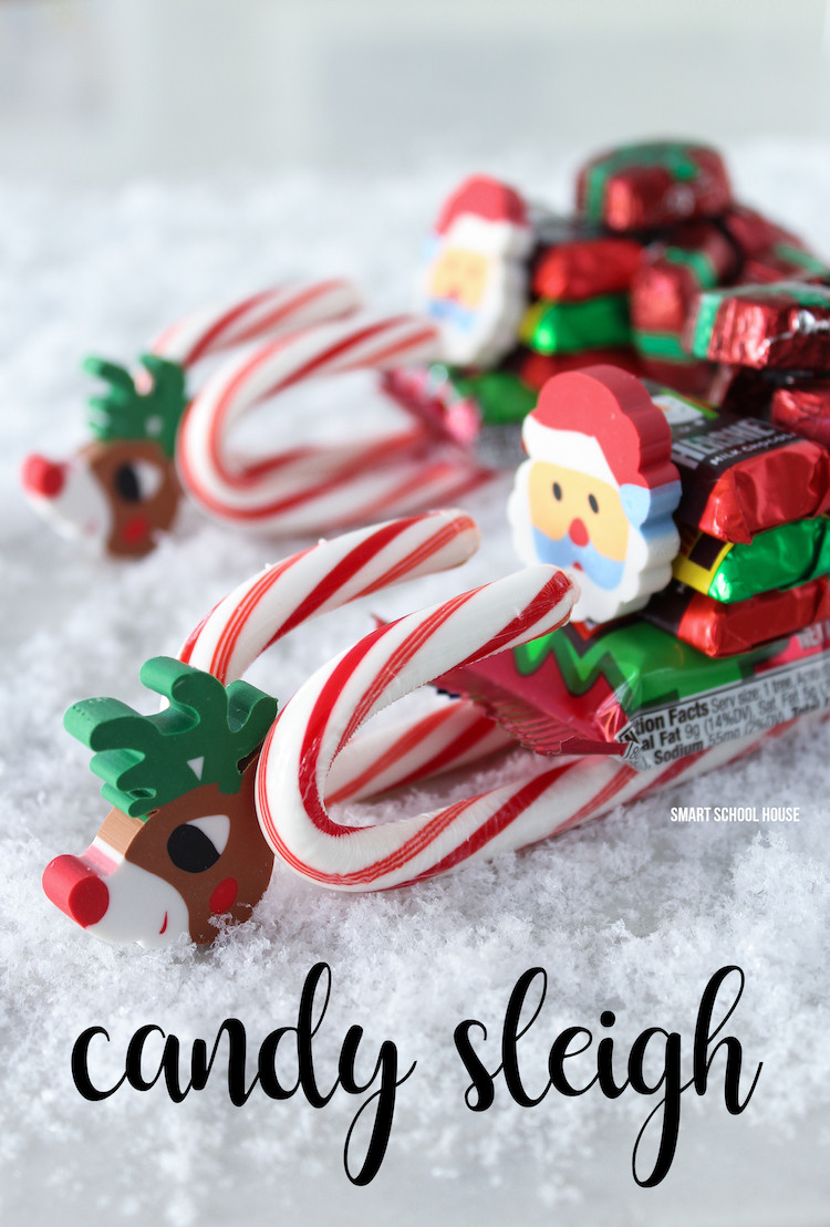 Christmas Candy Sleigh  Christmas Trees Made with Pretzels Page 2 of 2 Smart