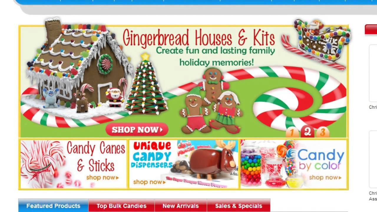 Christmas Candy Stocking Stuffers  Unique Stocking Stuffers and Christmas Candy Gifts