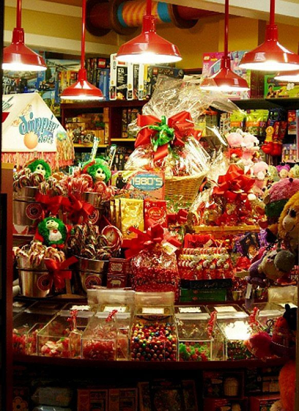 Christmas Candy Store  Xmas Candy Store Noel