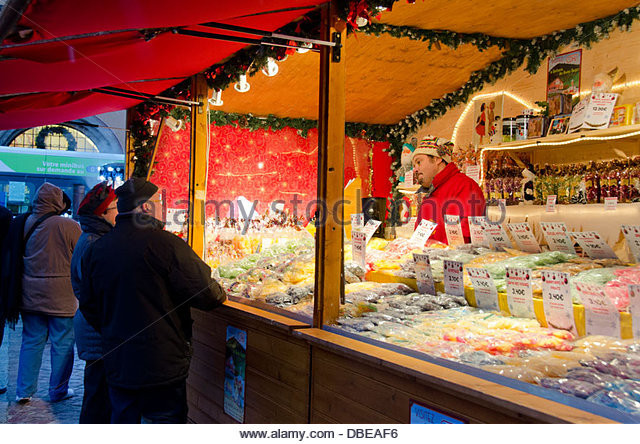 Christmas Candy Store  Holiday Candy Shop Display Stock s & Holiday Candy