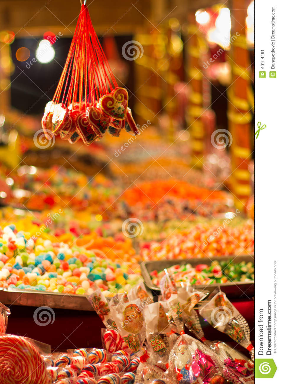 Christmas Candy Store  Christmas Candy Store The Local Square Stock