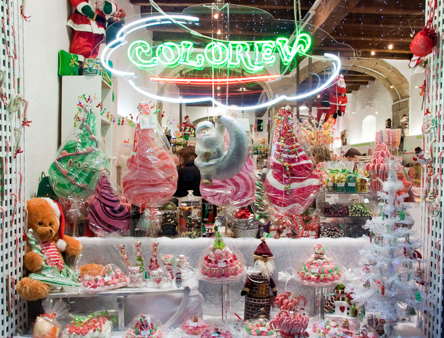 Christmas Candy Store  The Christmas candy shop by Simounet on DeviantArt