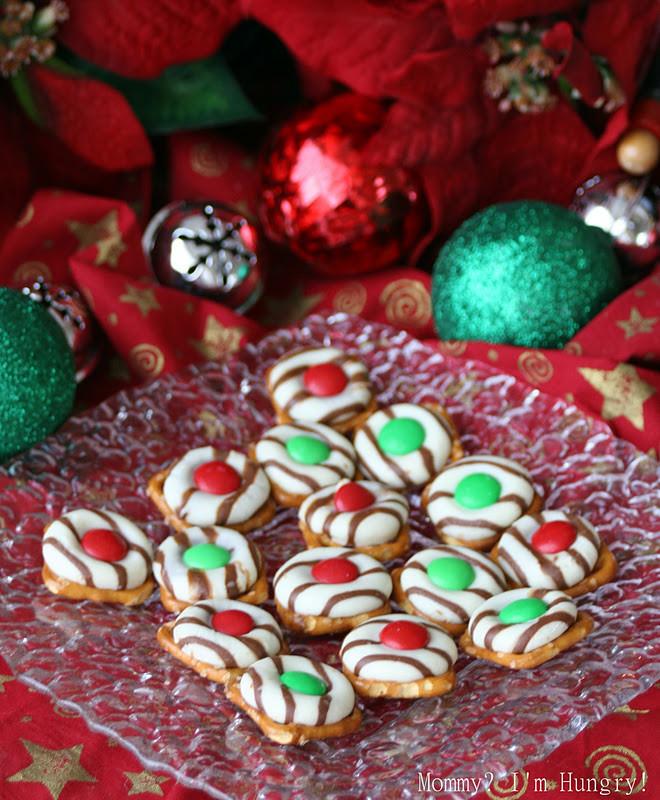 Christmas Candy Treats  MIH Recipe Blog Christmas Pretzel Can s