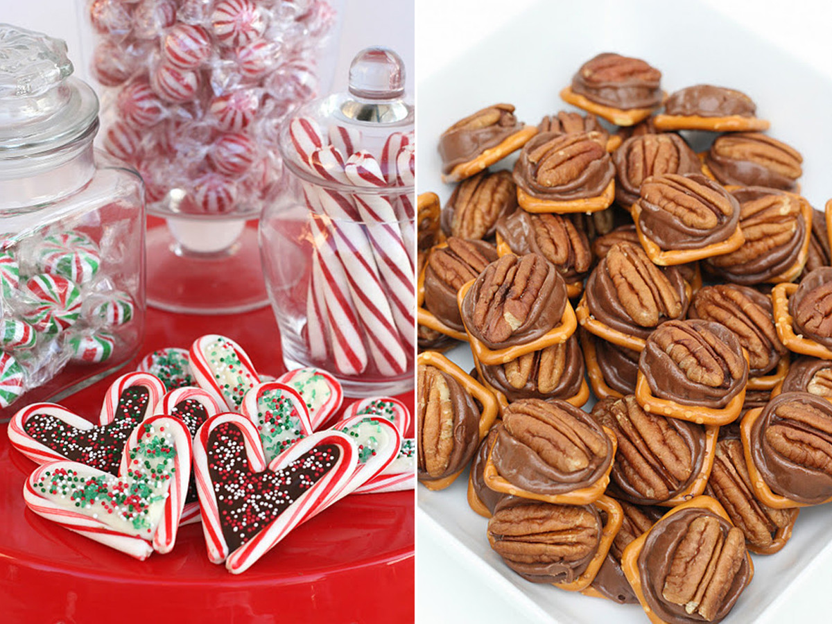 Christmas Candy Treats  Christmas Recipe Collection – Glorious Treats
