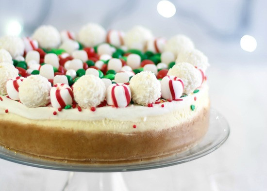 Christmas Cheesecake Recipe  20 Christmas Cheesecake Recipes Festive Holiday