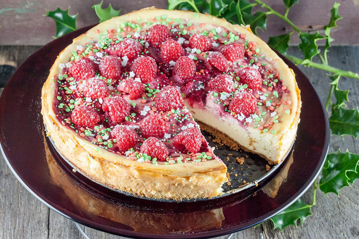 Christmas Cheesecake Recipe  Christmas cheesecake ohmydish