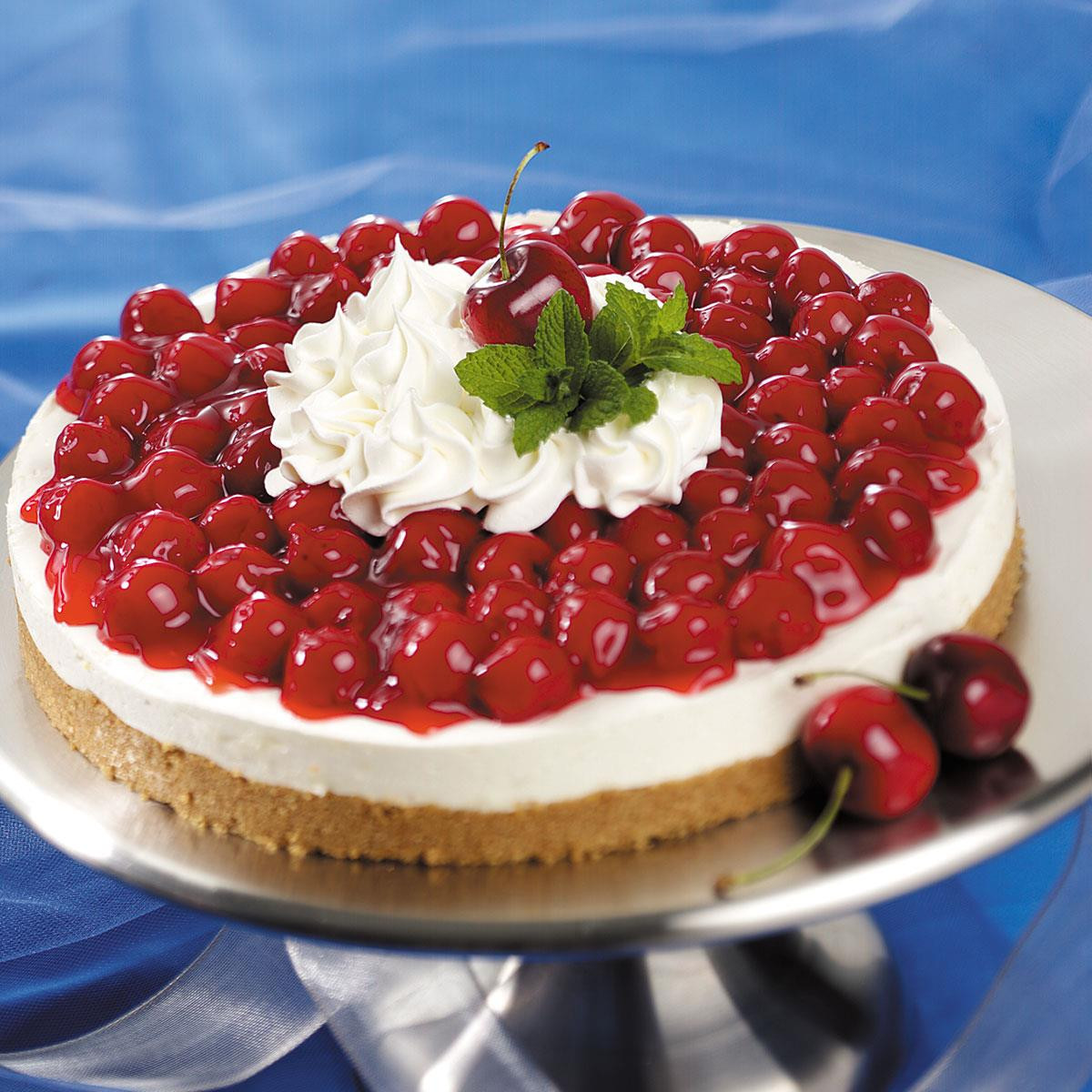 Christmas Cheesecake Recipe  Christmas Cheesecake Recipe