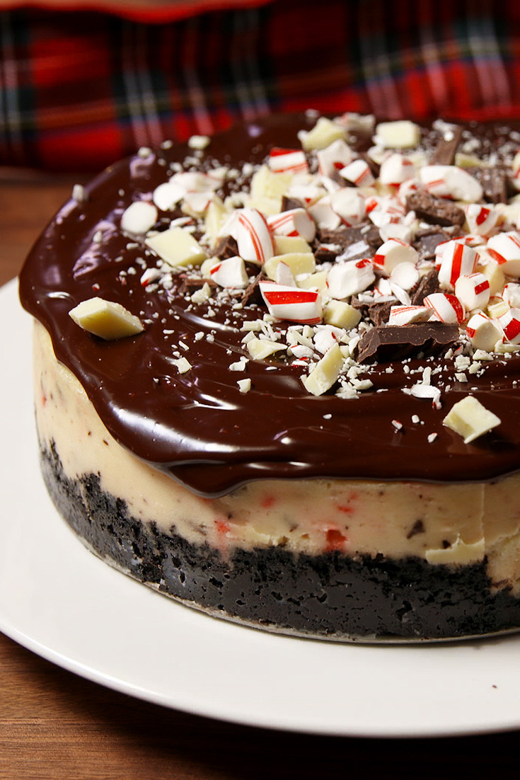 Christmas Cheesecake Recipe  BEST 10 Christmas Cheesecake Recipes to Try This Year