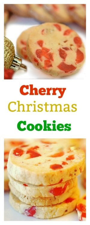 Christmas Cherry Cookies  Cherry Christmas Cookies Taste the Love and Memories of