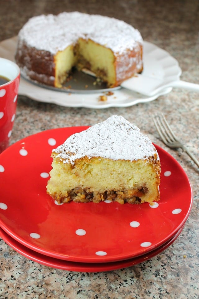 Christmas Coffee Cake  Easy Holiday Coffee Cake Miss in the Kitchen