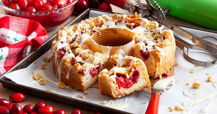 Christmas Coffee Cake  Wisconsin Christmas Coffee Cake O&H Danish Bakery of