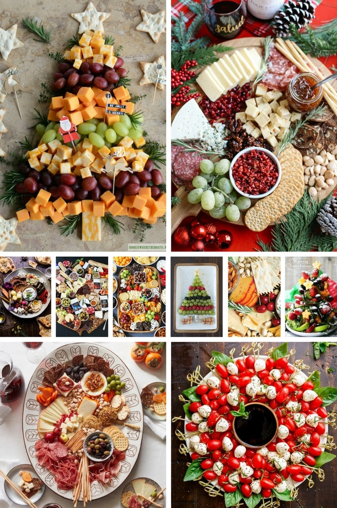 Christmas Cold Appetizers  60 Christmas Appetizer Recipes Dinner at the Zoo