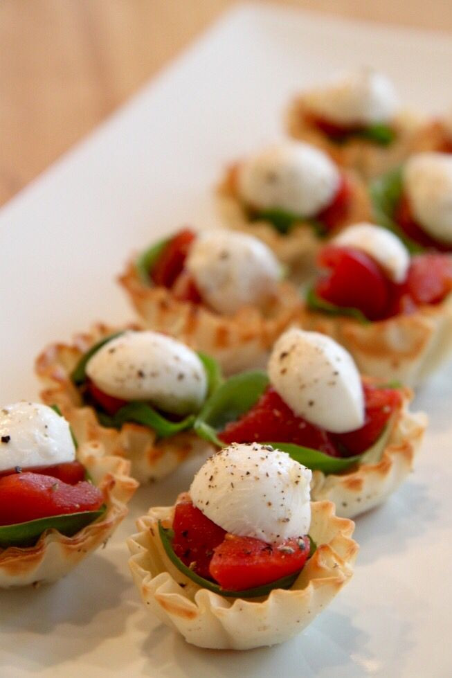 Christmas Cold Appetizers  Best 25 Make ahead appetizers ideas on Pinterest