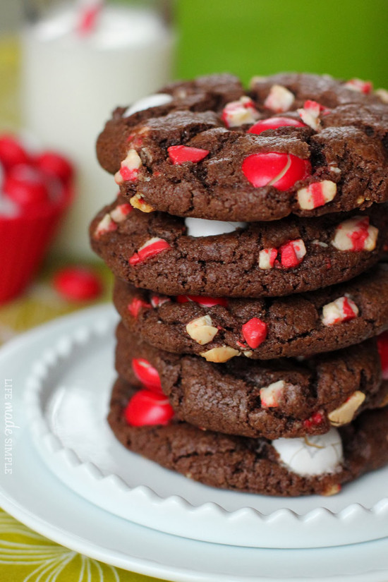 Christmas Cookie And Candy  20 Christmas Cookie Candy & Bar Recipes Life Made Simple
