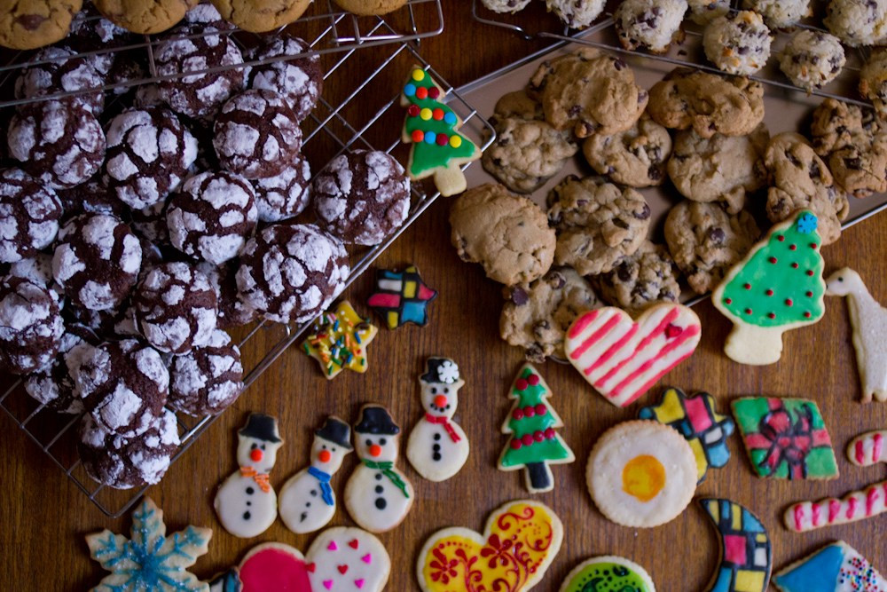 Christmas Cookie Baking Party  christmas cookie party The Answer is Always PorkThe