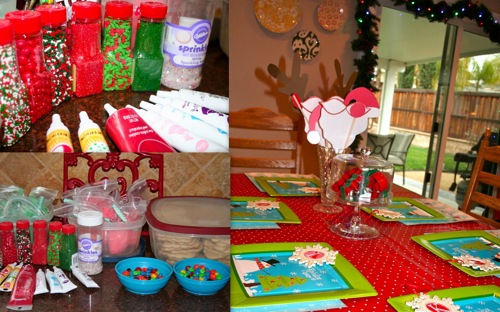 Christmas Cookie Baking Party  The Savvy Moms Guide How Savvy Are They A Holiday