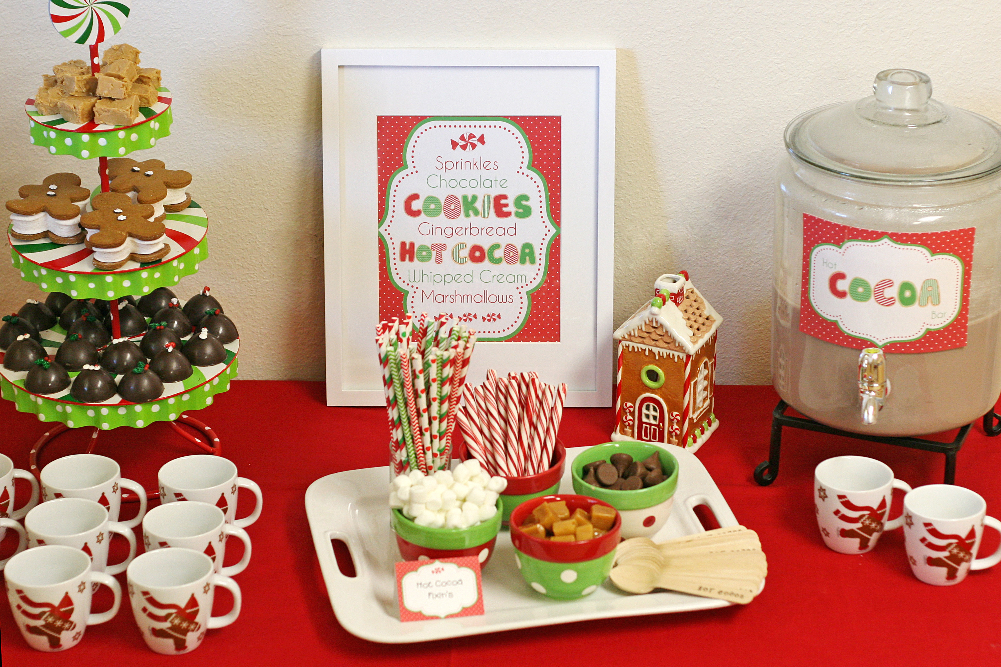 Christmas Cookie Baking Party  Christmas Cookie Exchange Party For Kids Creative Juice