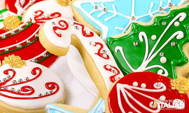 Christmas Cookie Icing That Hardens  Best 25 Sugar cookie icing ideas on Pinterest
