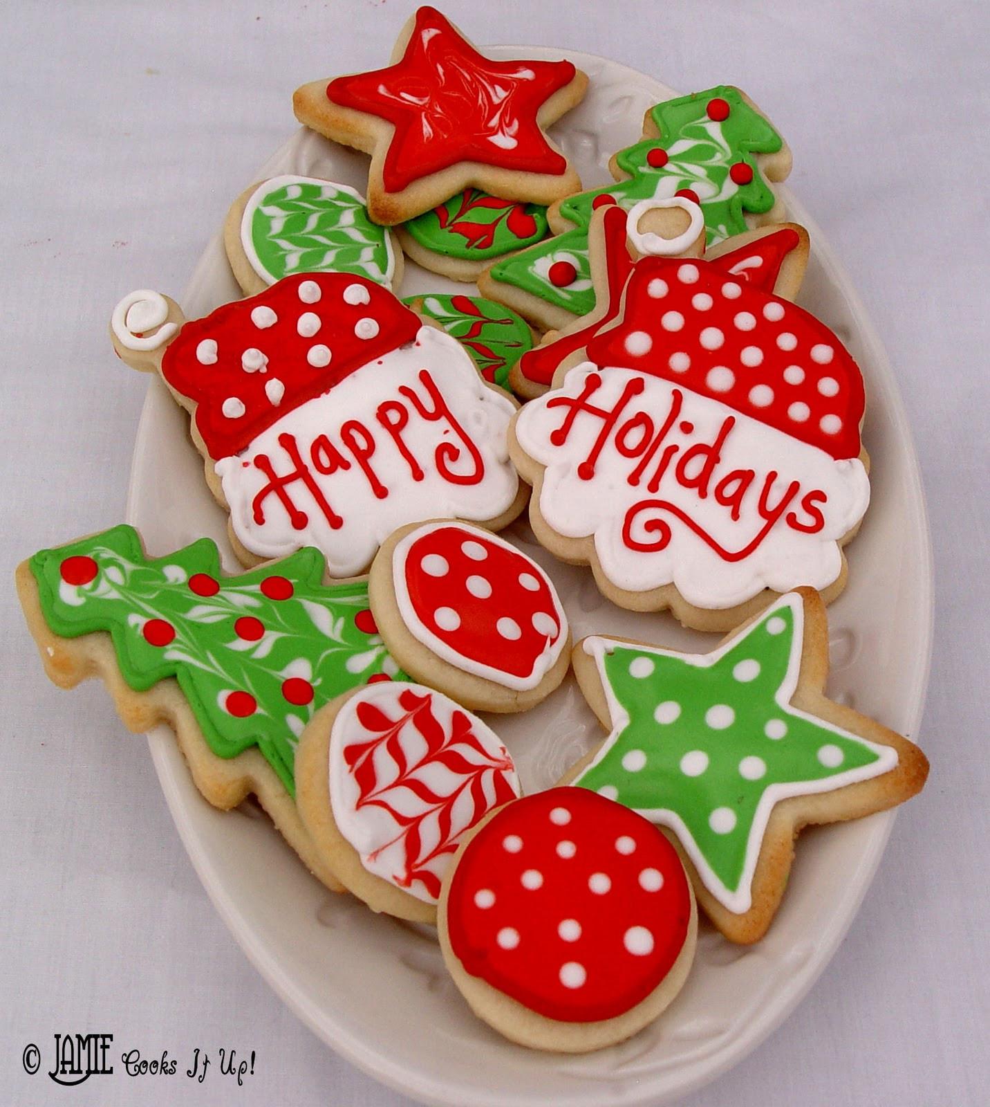Christmas Cookie Icing  Christmas Sugar Cookies Somebody Stop me