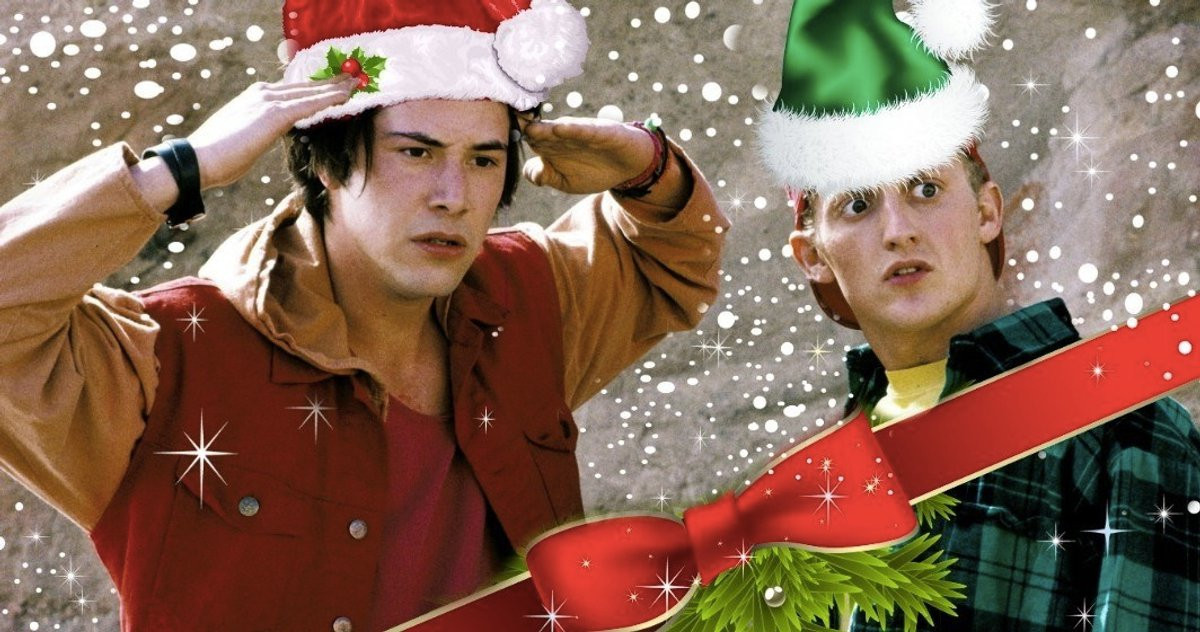 Christmas Cookies 2019 Movie  Is Bill & Ted 3 Getting a Christmas 2019 Release Date