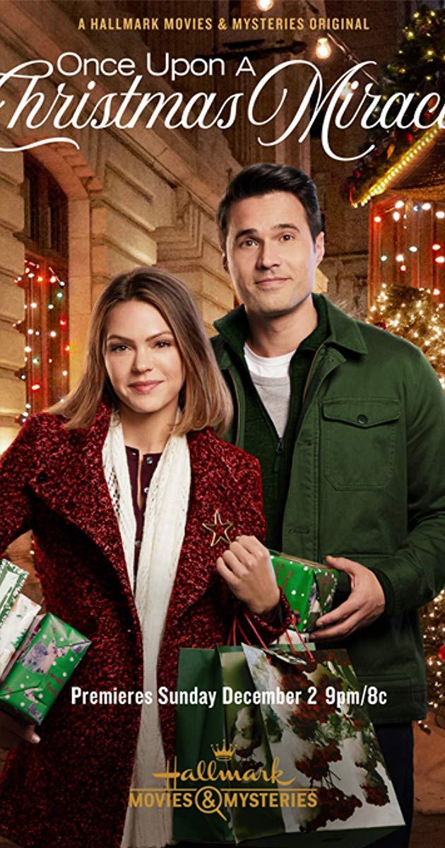 Christmas Cookies 2019 Movie  ce Upon a Christmas Miracle TV Movie 2018 IMDb