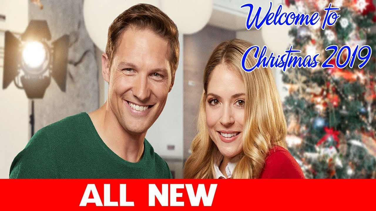 Christmas Cookies 2019 Movie  Wel e to Christmas 2019 New Hallmark Christmas Movies