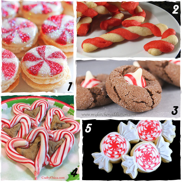 Christmas Cookies And Candy  51 Decorated Christmas Cookies with Tutorials